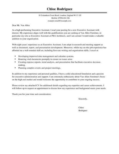 executive assistant cover letter 2014 executive assistant cover letter template cover letter