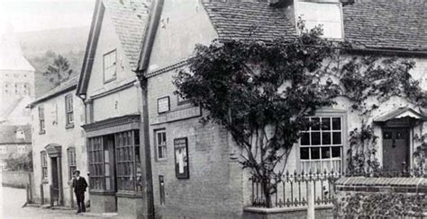 East Point Post Office by Occupations East Meon History