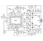 The Maximum Efficiency Of This Circuit Is 85% At 125W With A Standby