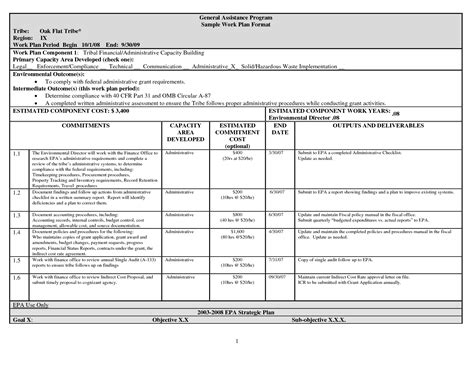work program template best photos of sle work plan program sle work plan