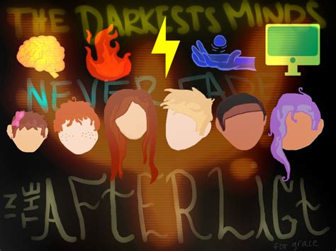 the lights will never fade books the darkest minds never fade in the afterlight by