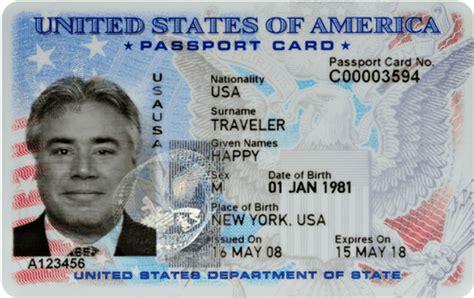 Documents Needed For Us Passport