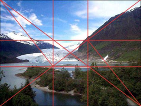 Landscape Pictures Ratio Read Proportion Golden Ratio And Rule Of Thirds