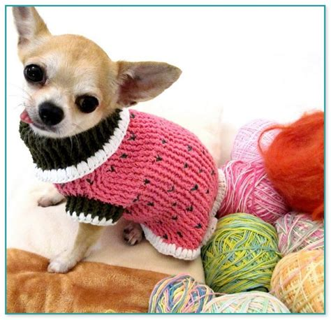 Free Crochet Patterns For Small Sweaters