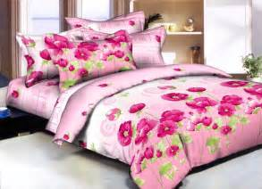 Bed Sheets Floral Printed Cotton Bed Sheets Trendy Mods