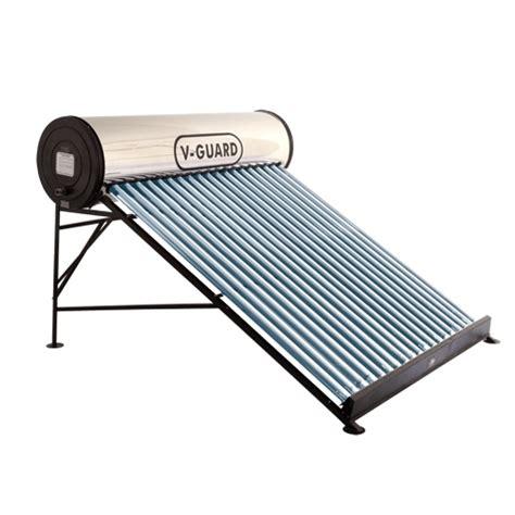 solar water heaters in kochi kerala india v guard