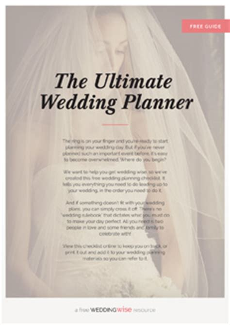 printable wedding planner nz wedding events resources weddingwise