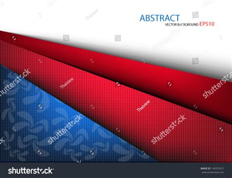 html pattern message red blue background texture pattern message stock vector