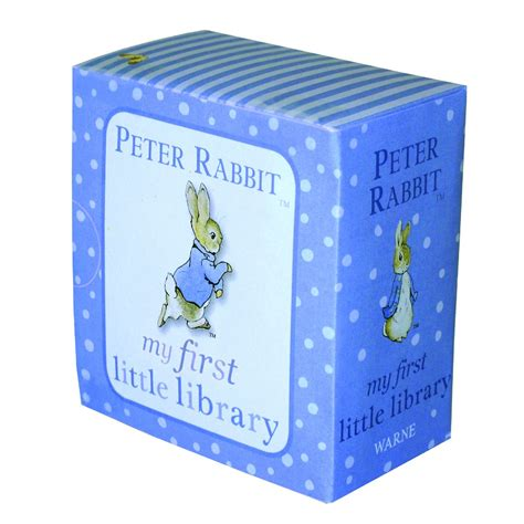 peter rabbit my first 0723267030 peter rabbit my first library preciouslittleone