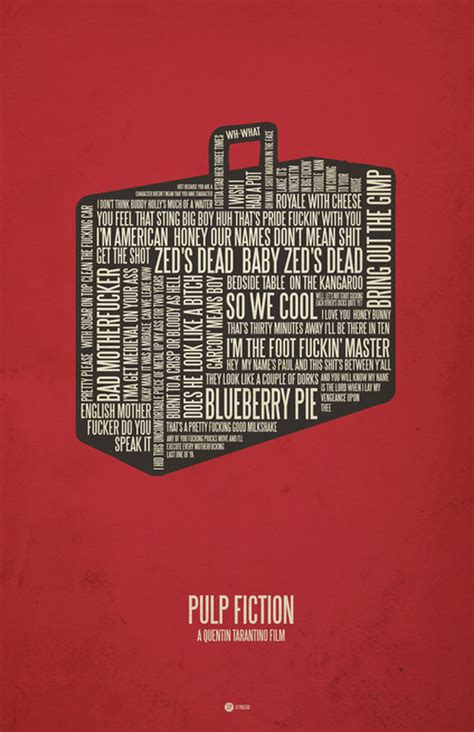 film quotes poster best movie posters unofficial typography posters for