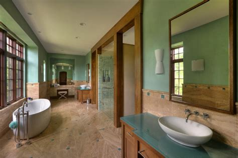 bathroom with green walls 18 green bathroom designs decorating ideas design