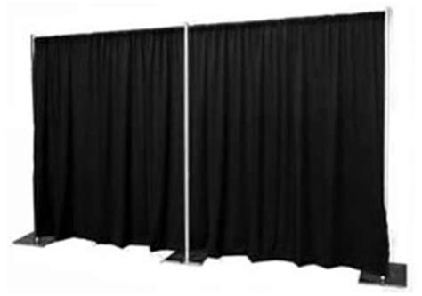 pipe and drape rental san francisco stage lights and sound rentals production services