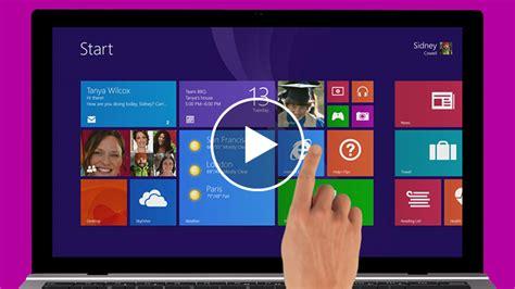 tutorial video windows 8 1 windows 8 1 tutorial videos
