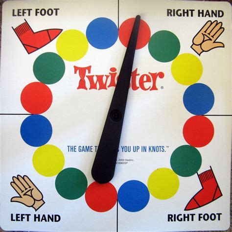 a twister spinner