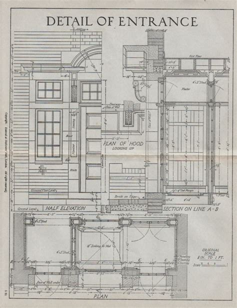 architectural blueprints for sale architectural blueprints for sale 28 images vintage