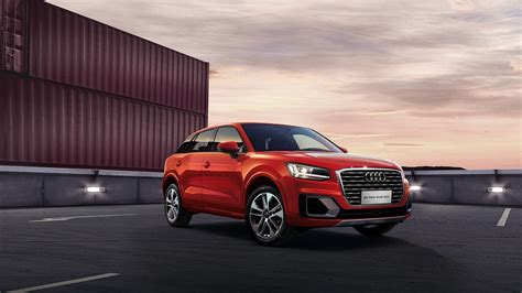 Newest Audi Model by Q2 L Is Audi S Newest Stretched Model For China