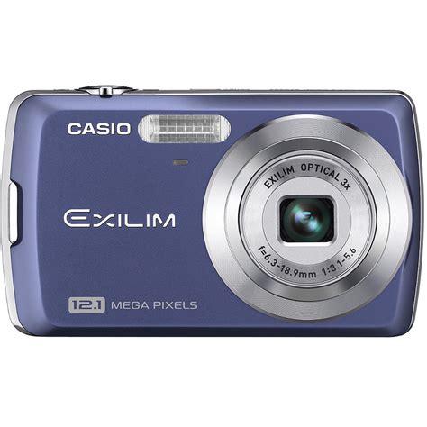 exilim casio casio exilim ex z35 digital blue exz35be b h photo