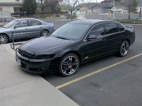 2006 chevy impala horsepower 06impalass 2006 chevrolet impalass sedan 4d specs photos