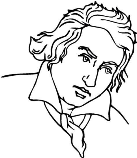 beethoven biography outline 90 coloring page beethoven beethoven writing a
