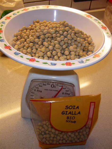 cucinare soia gialla ricetta di libera tutti salsa fontanarosa con miso tahin