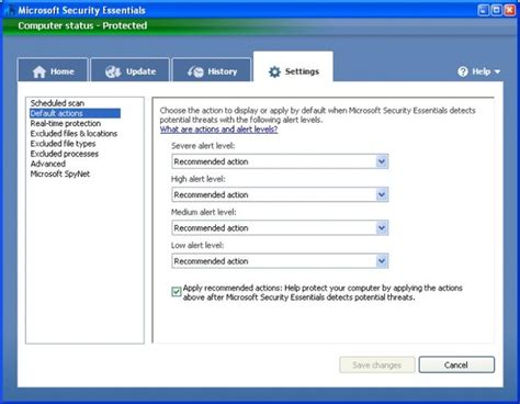 free microsoft security essentials for win 7 64