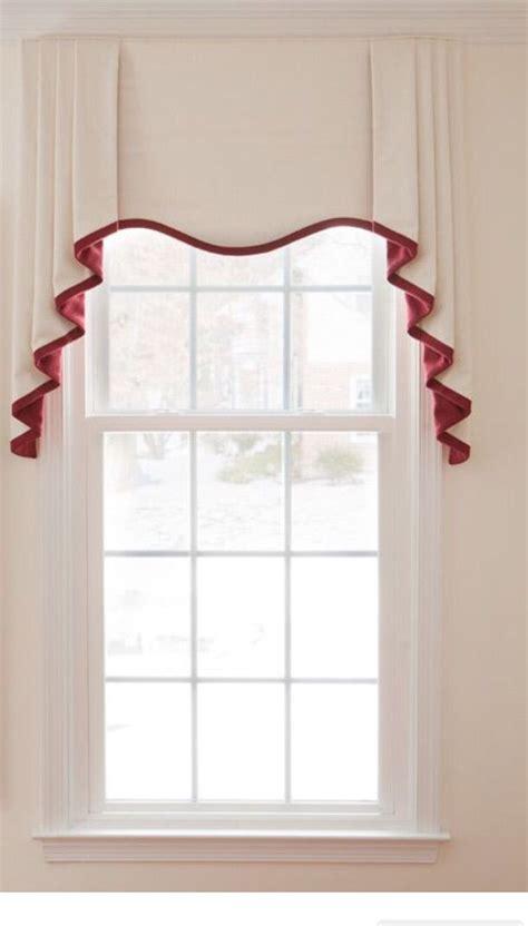 bedroom swag curtains 389 best valances images on pinterest curtain ideas
