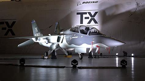 N E X T boeing t x jet revealed advanced trainer to cut costs