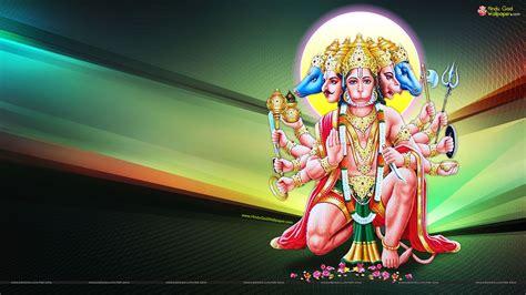 hanuman ji hd wallpaper desktop panchmukhi hanuman hd wallpapers free download