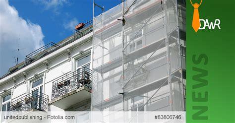 Mietminderung Balkon