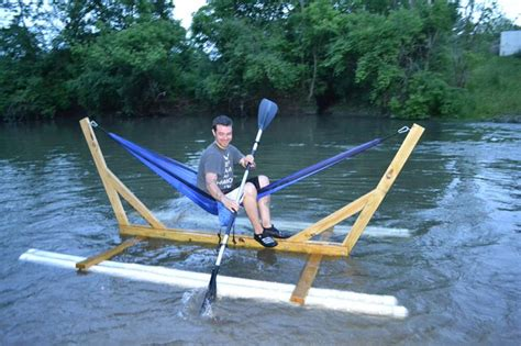 Hammock Raft wood shop hammock stand plans pvc