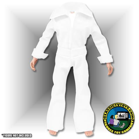 8 inch figure clothes white motorcycle for 8 inch figures