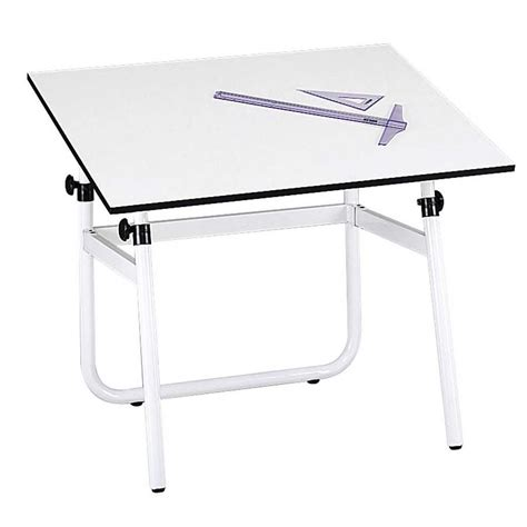 Collapsible Drafting Table Safco 36 Quot X 48 Quot Horizon Folding Drafting Table 3951 3961