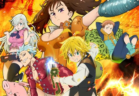wallpaper anime nanatsu no taizai nanatsu no taizai nexus blast games e animes