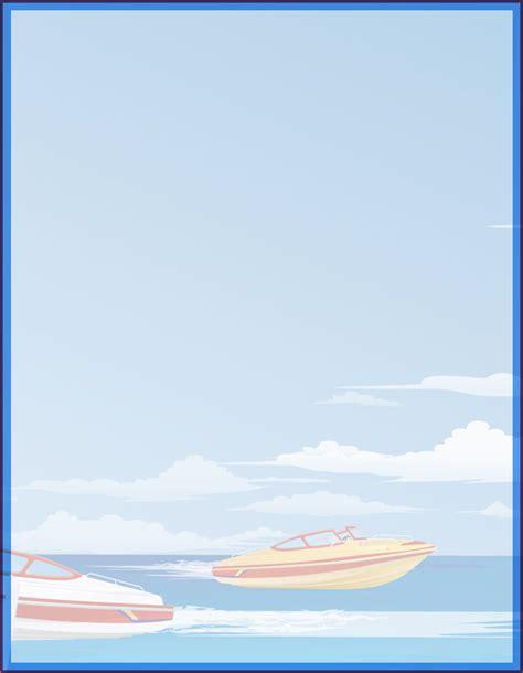summer stationery printable free stationary free printable stationary free