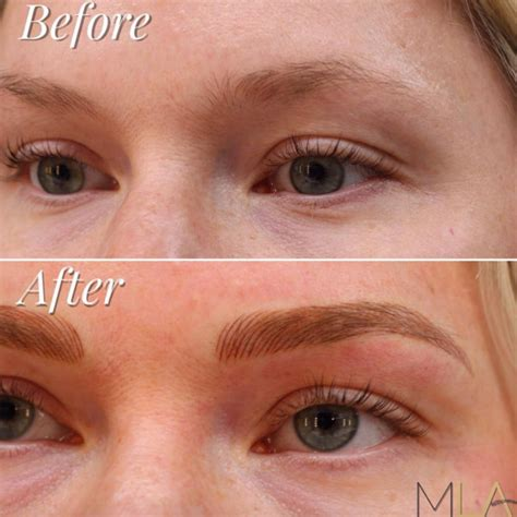 tattoo eyebrows does it hurt does it hurt microblading 101 what it is and why you