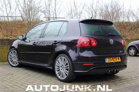 volkswagen golf v r32 foto s 187 autojunk nl 134029