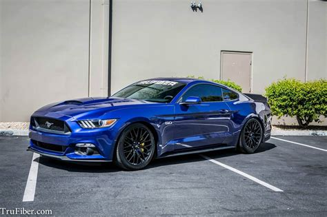 fored mustang 2015 ford mustang by trufiber gtspirit