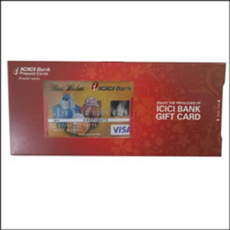 Icici Gift Card - send sports surprise gifts to hyderabad bangalore india