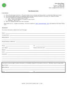 resume exle fill in the blank resume templates fill in
