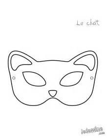 Cat Mask Template by Masks How To Cat Mask