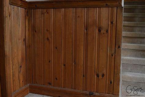 whitewash wood paneling painting vs whitewashing panelling and brick madness