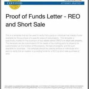 sle proof of funds letter template best photos of proof of funds letter proof of