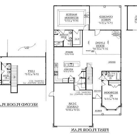 Marvelous Floor Plans Sles With Dimensions 2 Storey Two Storey House Plan With Dimensions