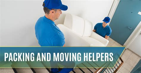 packing and moving moving helper seattle moving helpers wa packing and