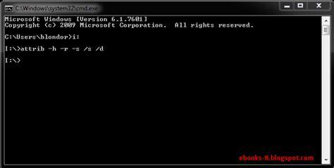 cara membuat virus ganas dengan cmd cara ampuh membersihkan virus dengan cmd di komputer