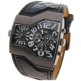 Skmei Jam Tangan Analog Pria 1125cs Gold T3010 oulm mechanical analog quartz leather band fashion 1220 black