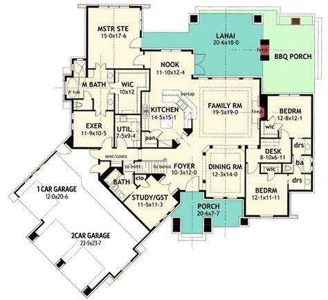 dream house plans architectural designs