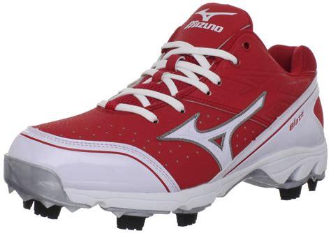 baseball shoes for mizuno mens mizuno 9spike blaze elite 4 baseball shoe in