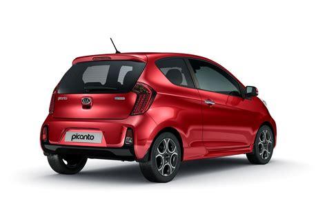 Kia Picanto Facelift Kia Picanto Facelift To Debut In Geneva No Turbo For