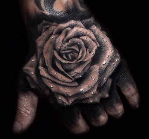 finger rose tattoo best 20 on ideas on